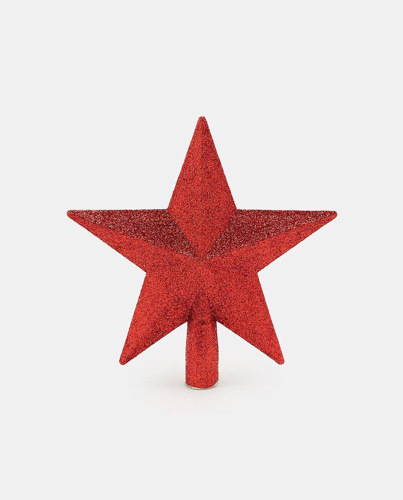 Puntale per albero di natale a stella