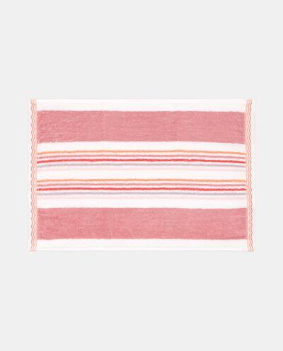 Set asciugamani con righe