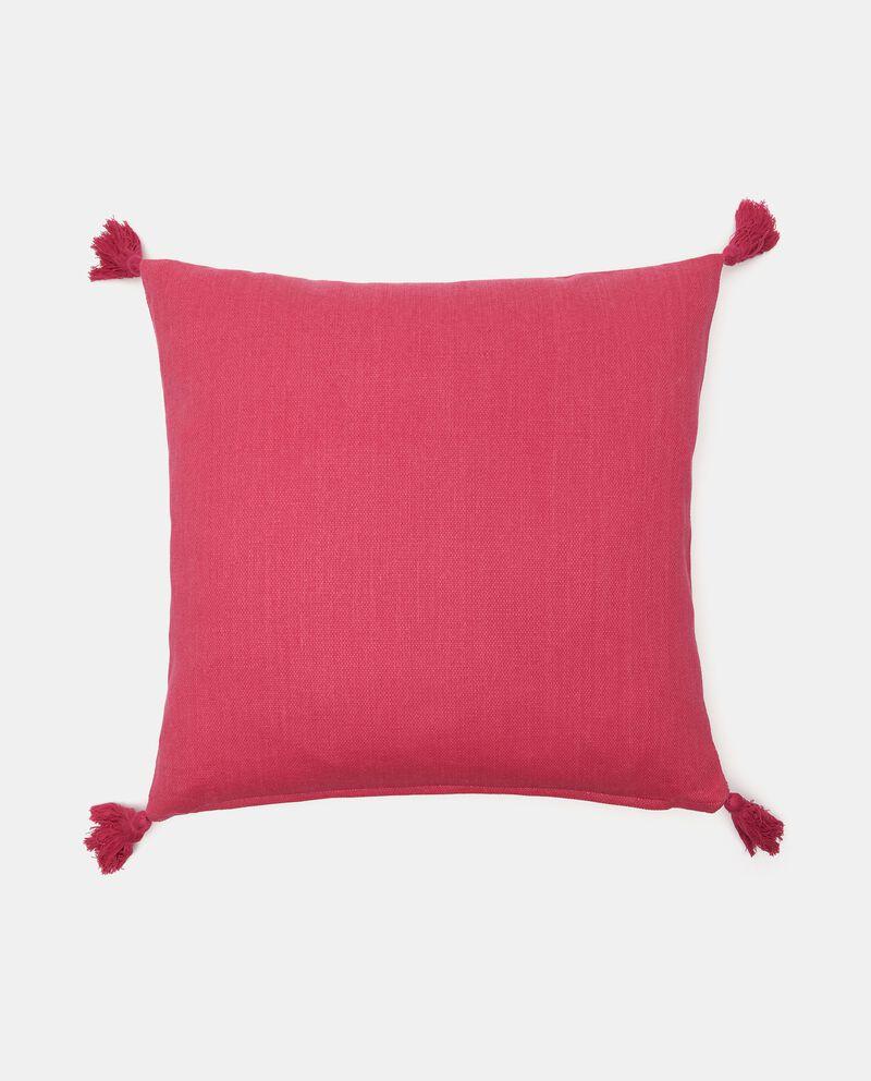 Cuscino con nappine