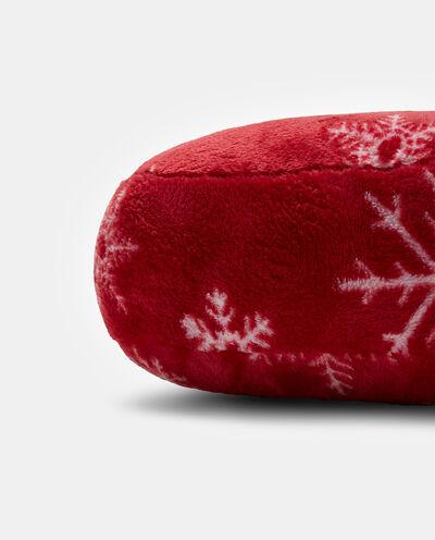 Cuscino a cuore in microfibra