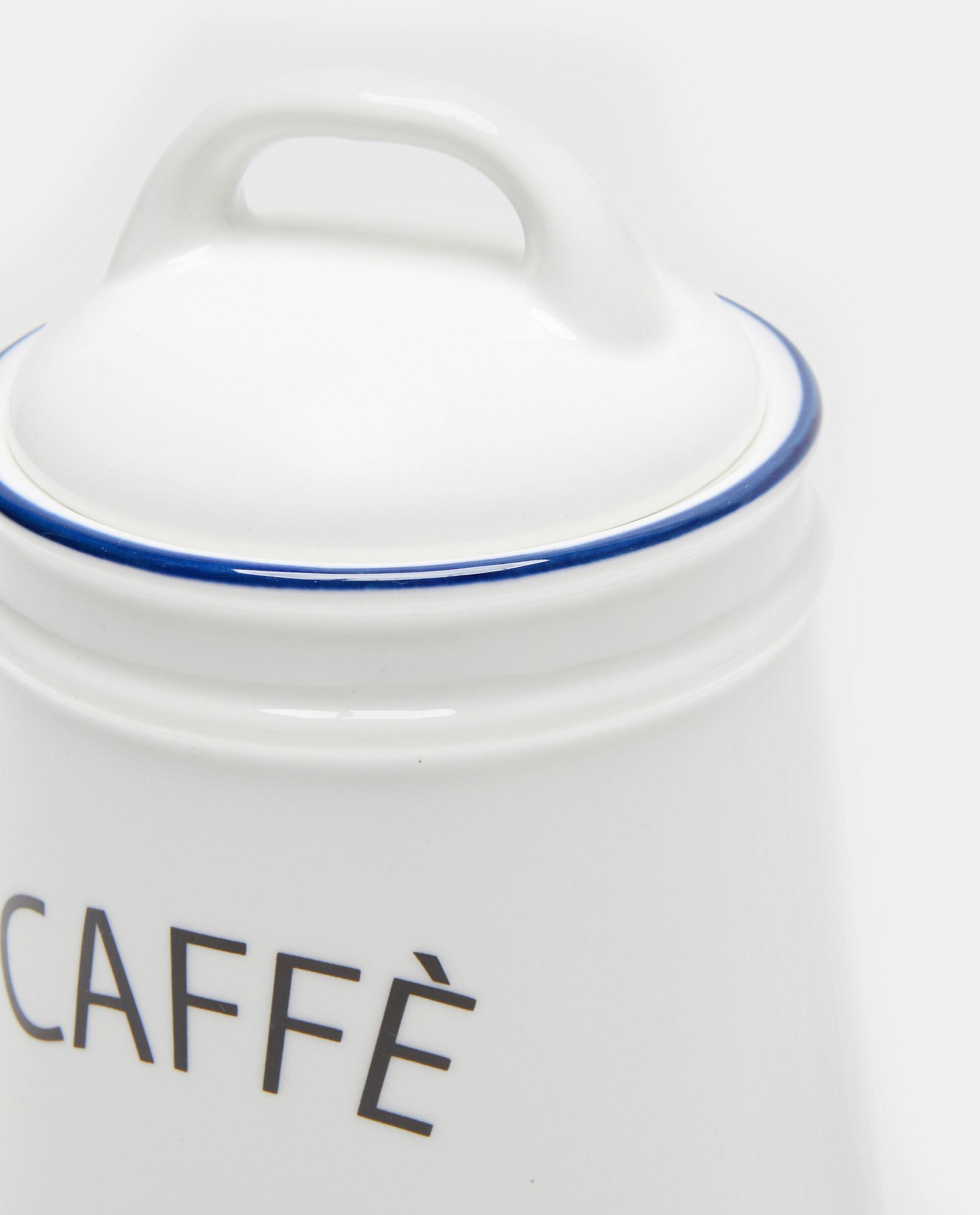 Barattolo caffé in porcellana
