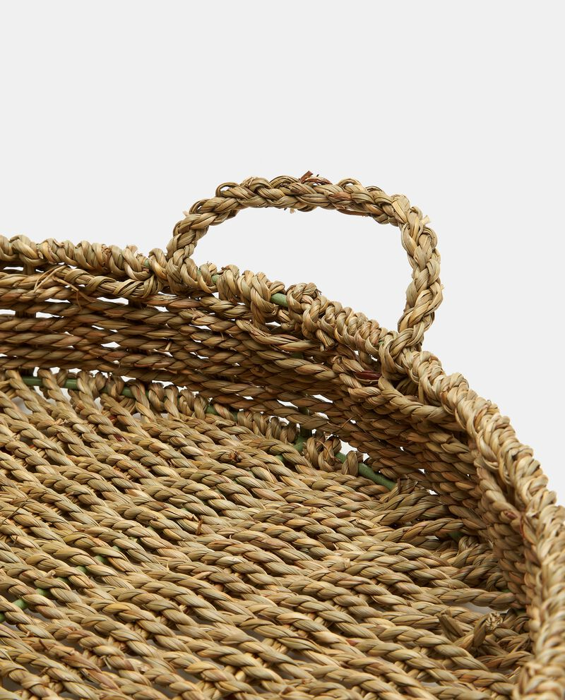 Vassoio di fibra vegetale