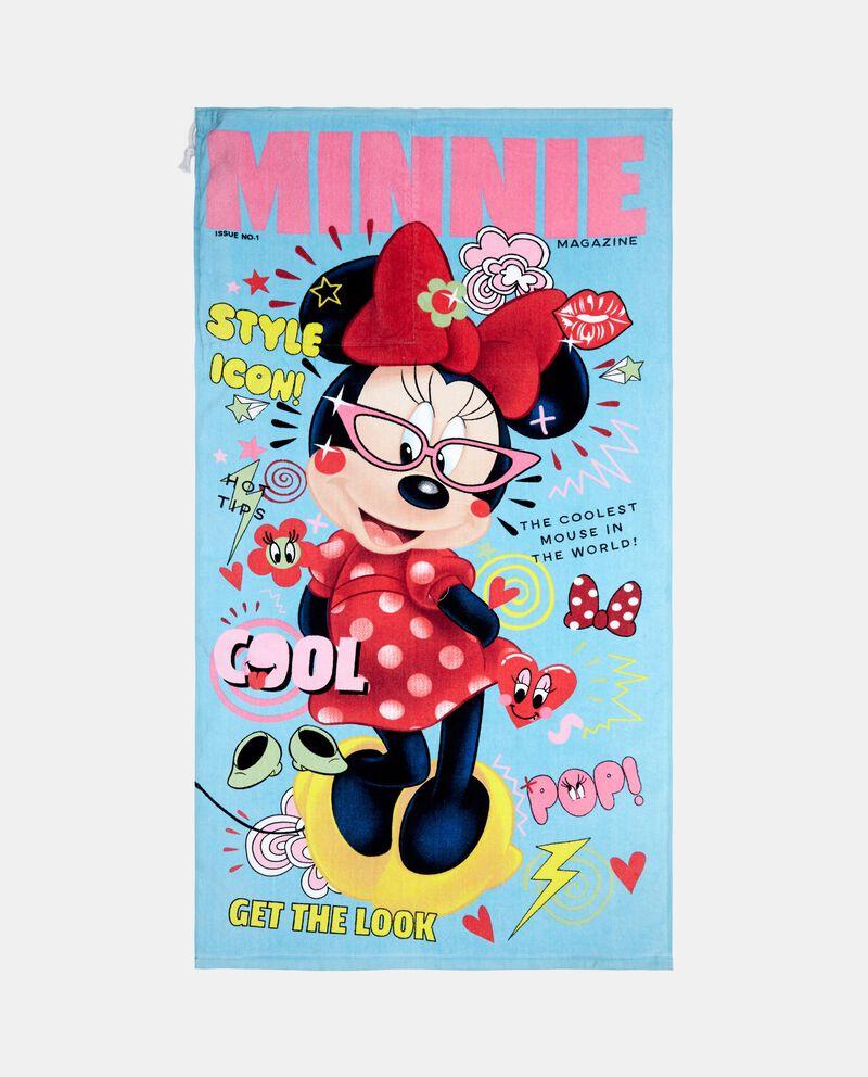 Telo mare bambini stampa Minnie