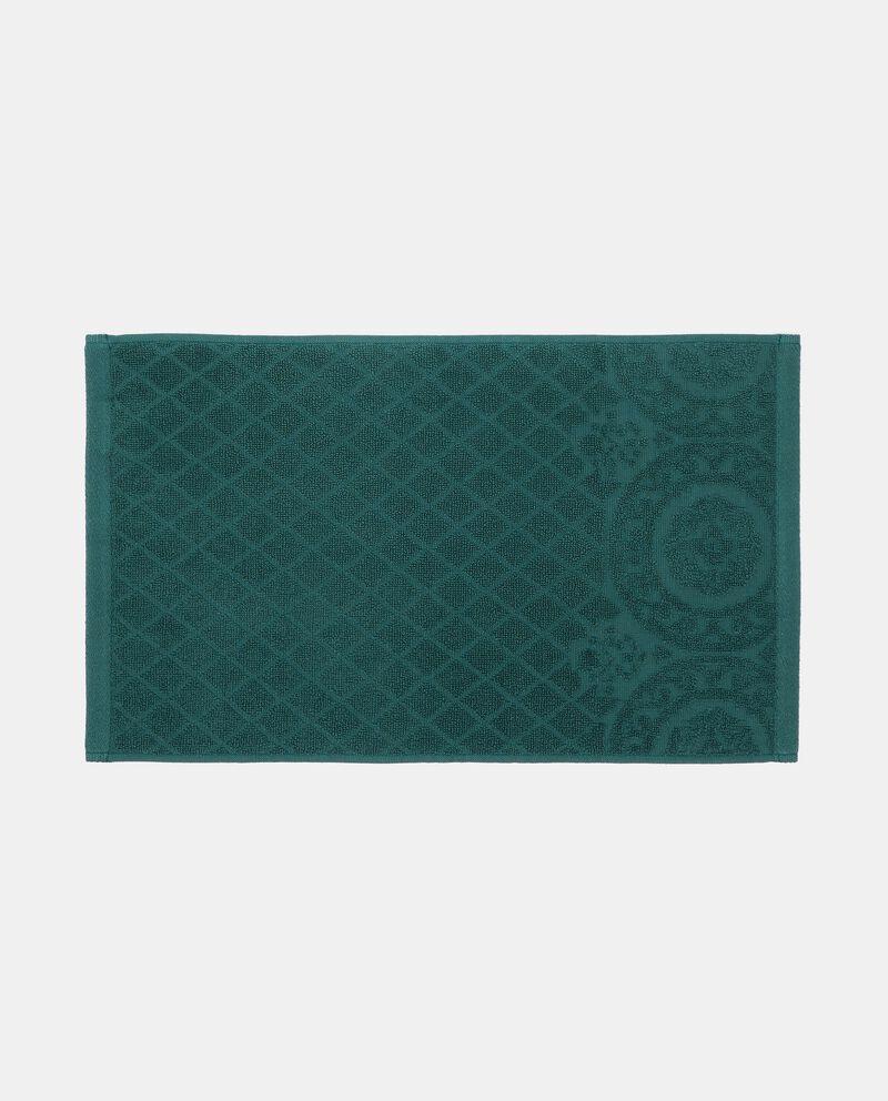 Asciugamano barocco in puro cotone single tile 1