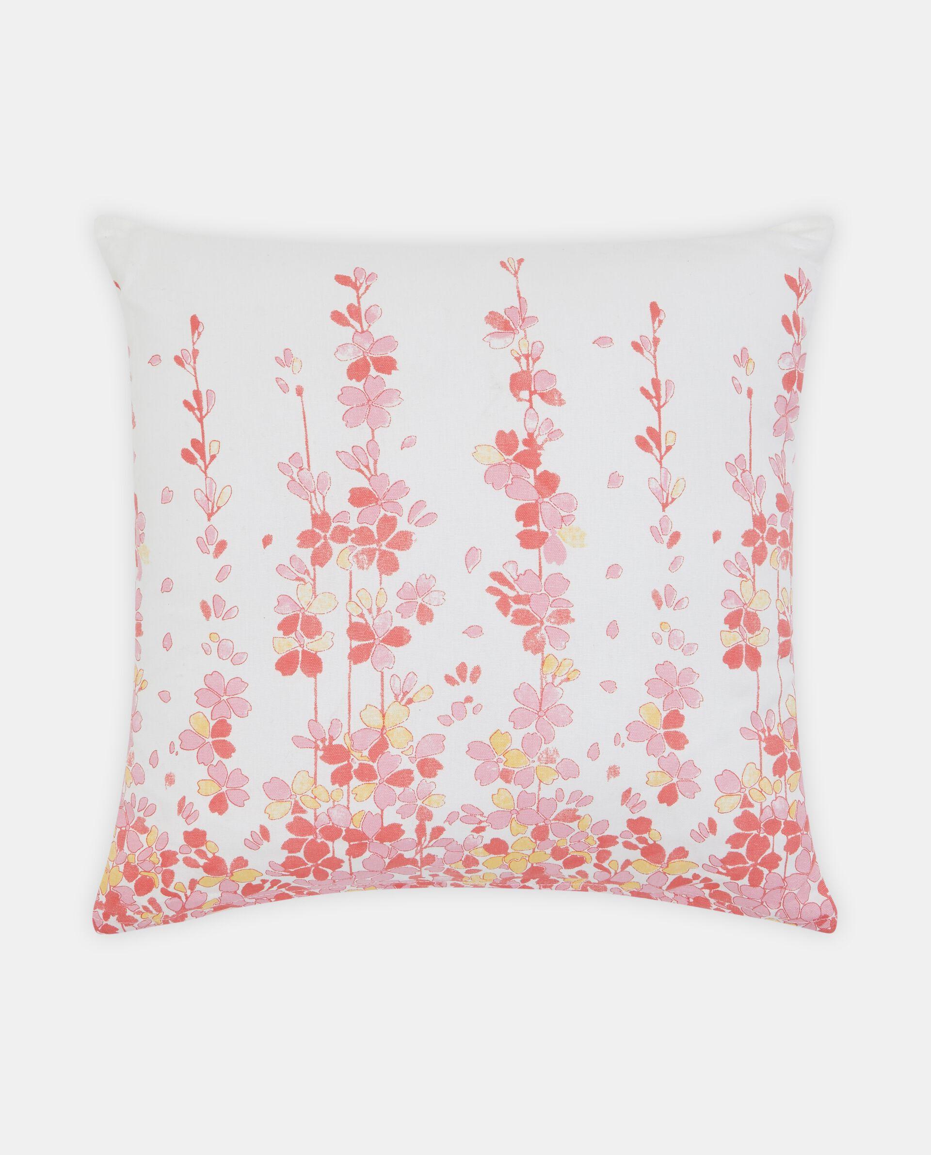 Cuscino con motivo floreale