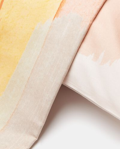 Parure copripiumino con stampa digitale in puro cotone detail 1