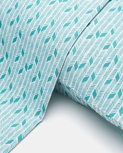 Parure lenzuolo puro cotone stampato detail 1