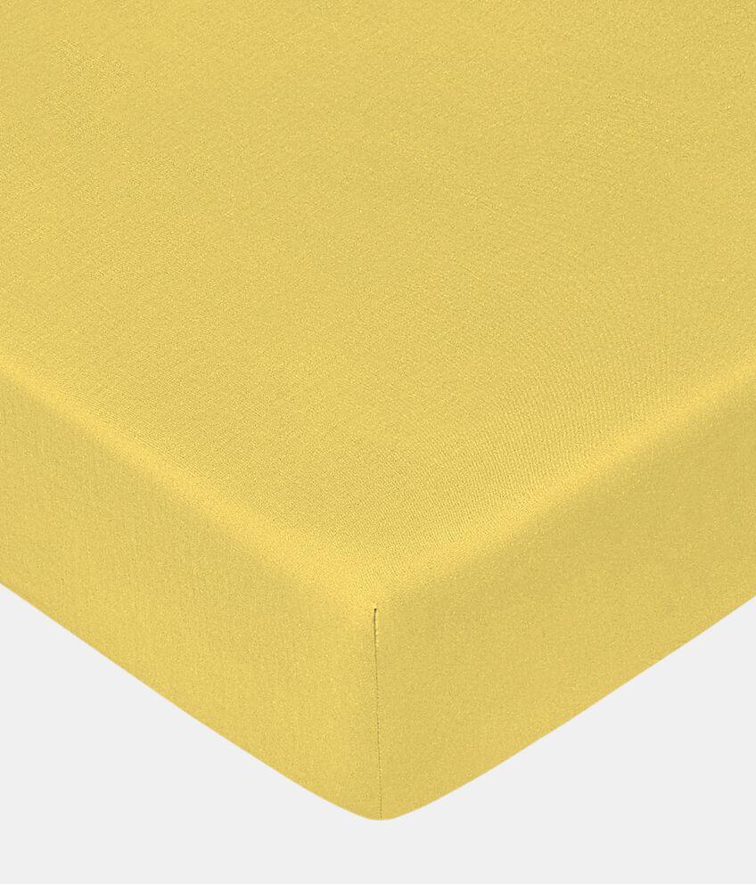 Lenzuolo con angoli di puro cotone double 1