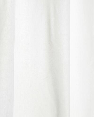 Tenda in tinta unita di puro cotone detail 1
