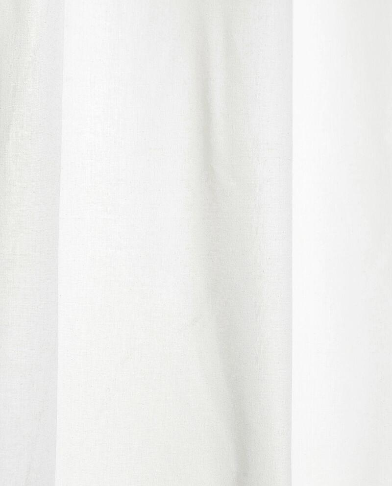 Tenda in tinta unita di puro cotone single tile 1