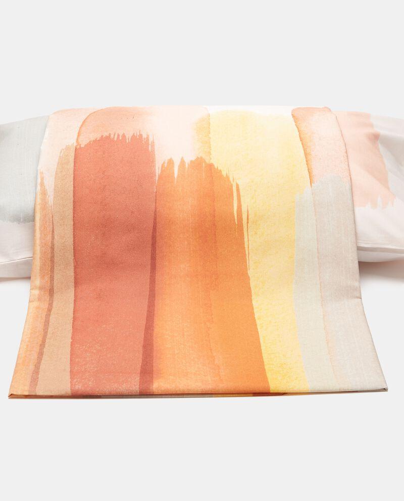 Parure copripiumino con stampa digitale in puro cotone cover