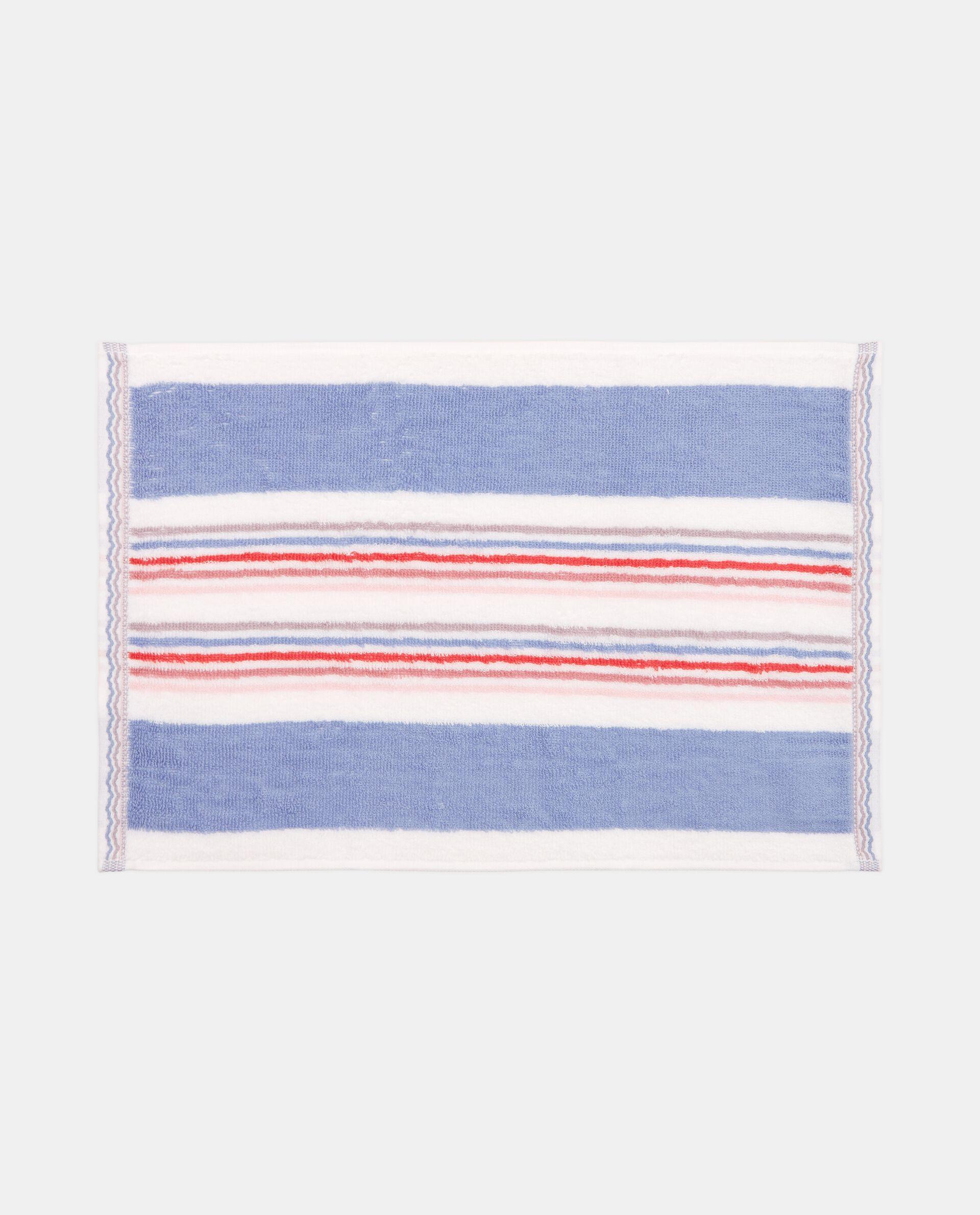 Set asciugamani con motivo a righe