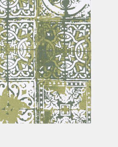 Tovaglietta cotone stampa piastrelle