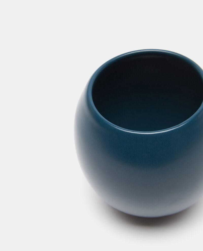 Porta spazzolino in ceramica