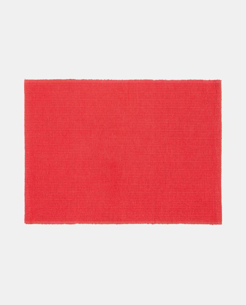 Tovaglietta chambray in puro cotone cover