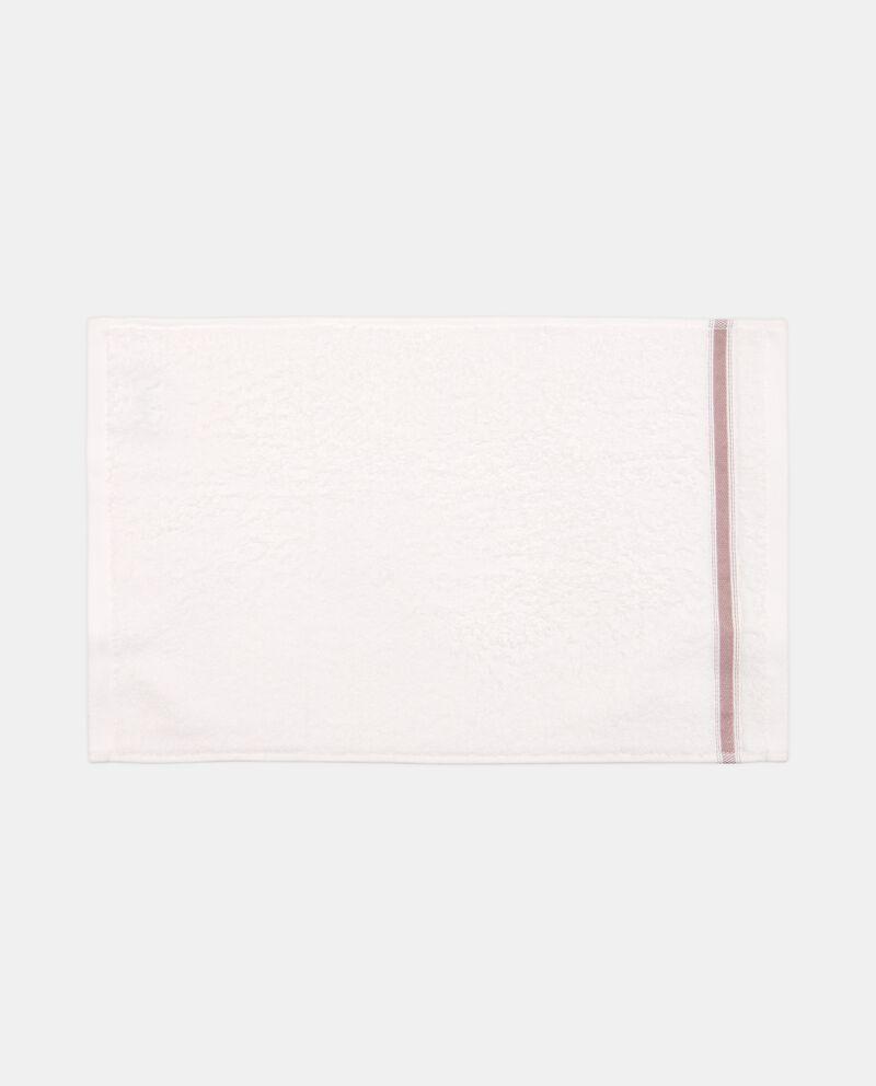 Set asciugamani con riga
