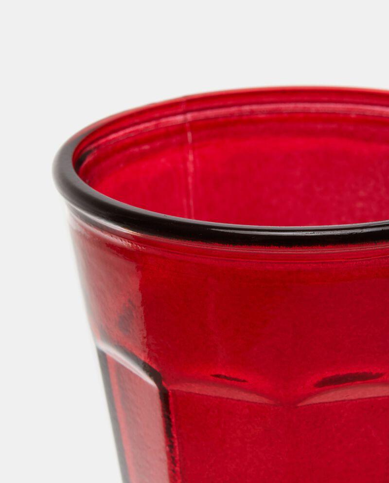Bicchiere in vetro riciclato casual
