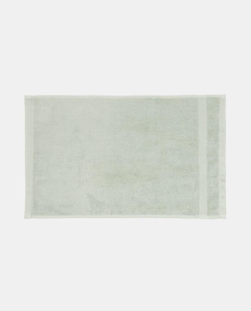 Set di 4 asciugamani in puro cotone