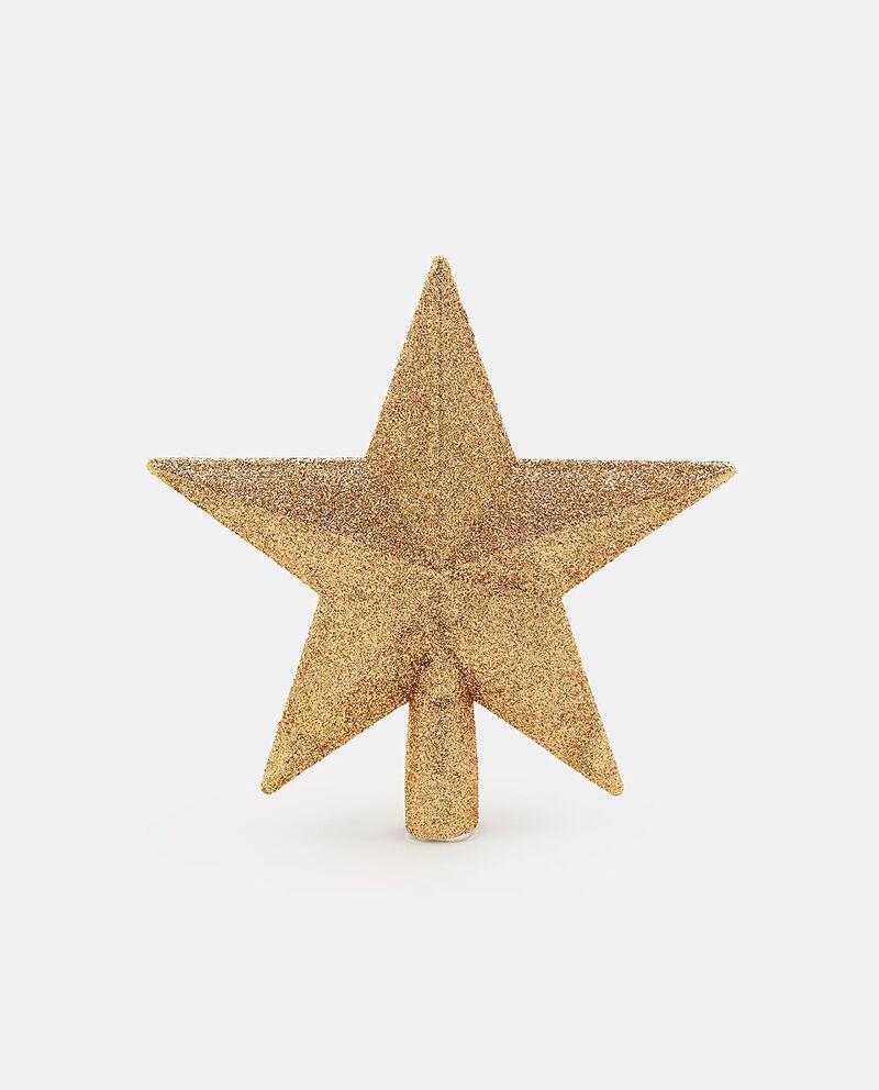 Puntale a stella per albero di natale