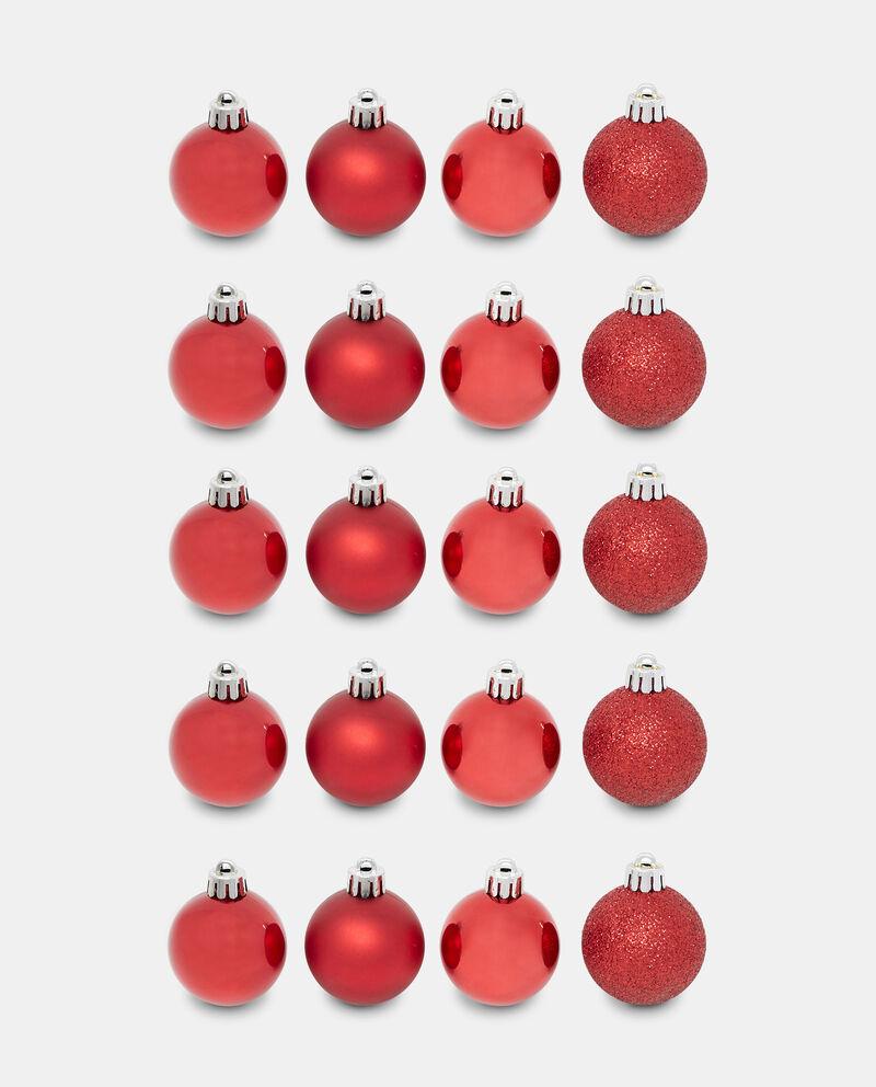 Set venti decorazioni Natale