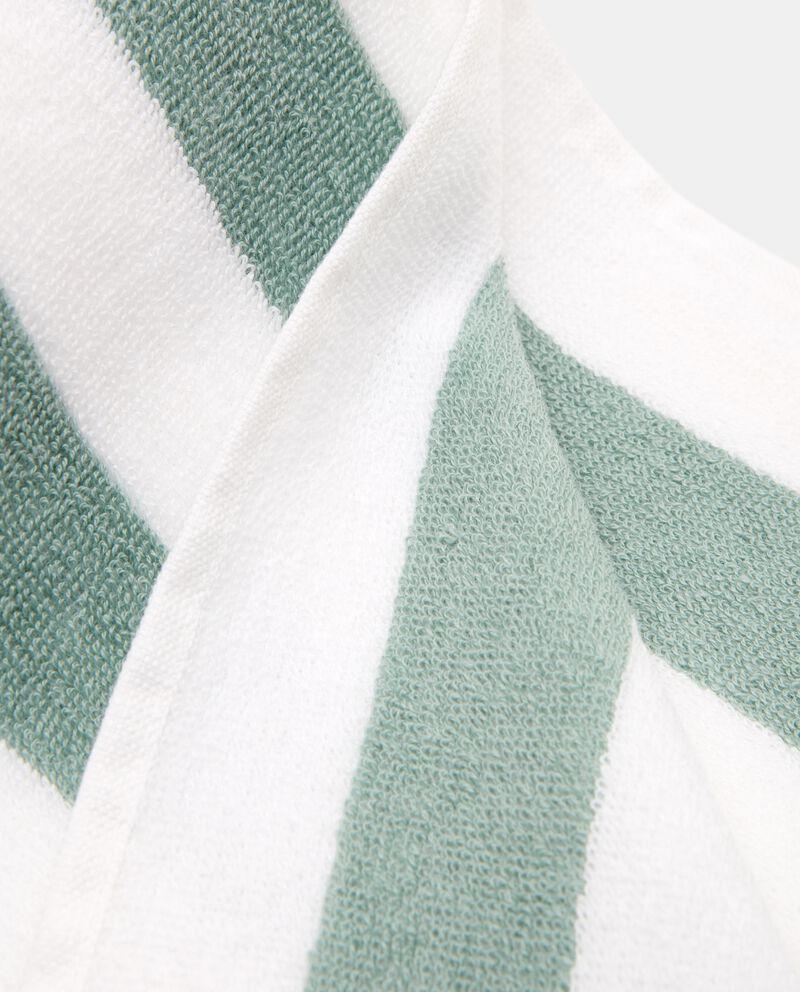 Set asciugamani a righe