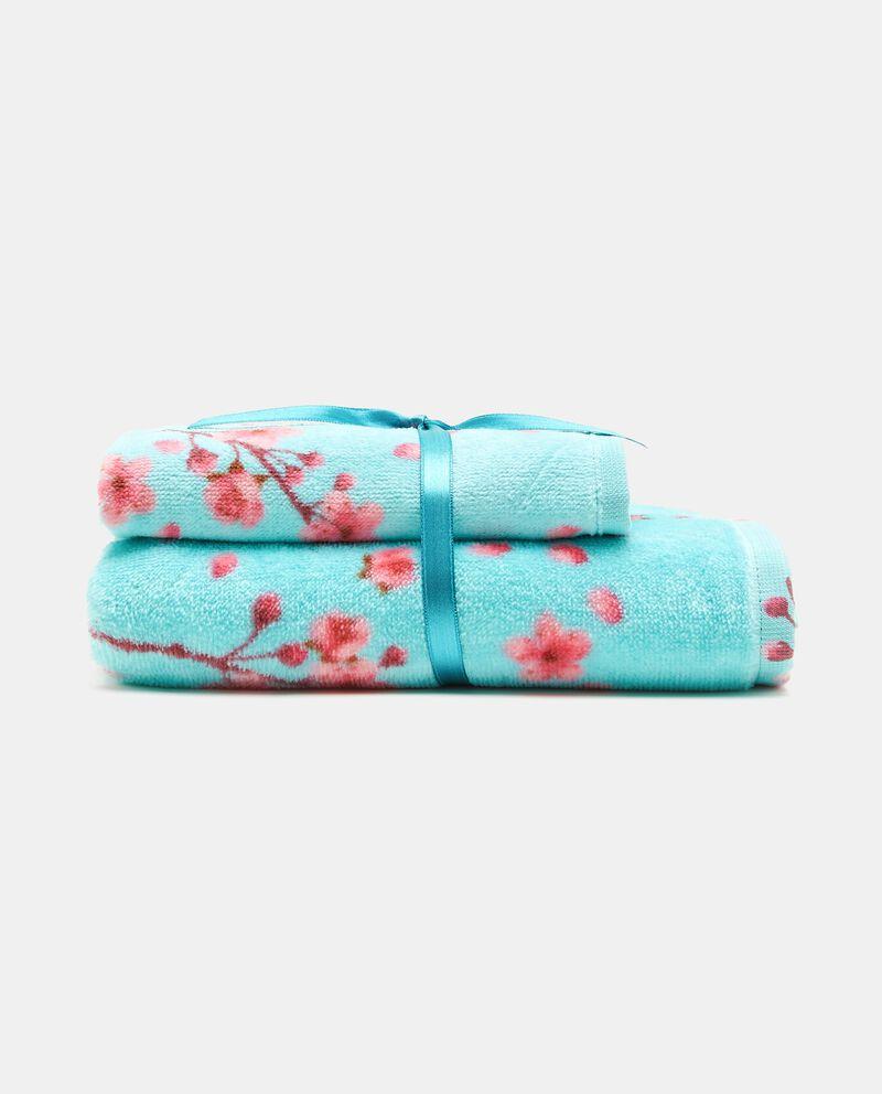 Set di asciugamani in fantasia