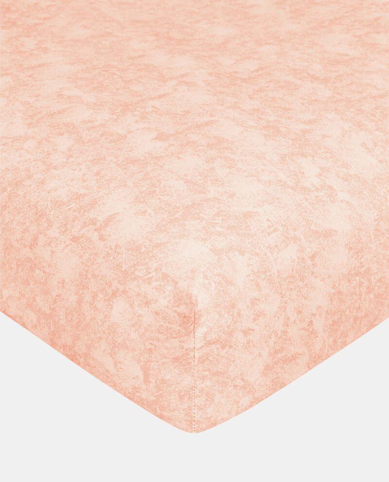 Lenzuolo angoli puro cotone nuvolato cover