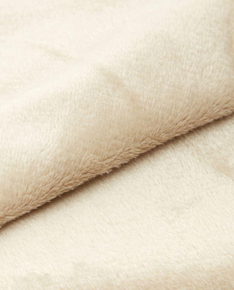 Plaid flanella fluffy single tile 1