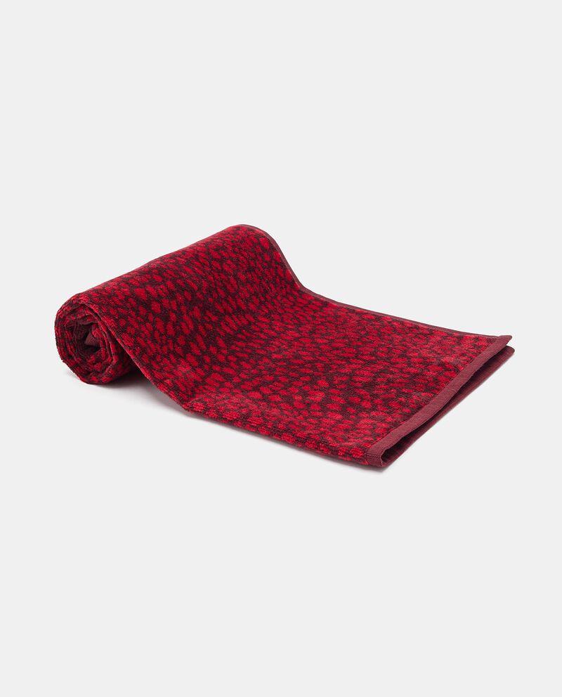 Asciugamano ospite animalier in puro cotone
