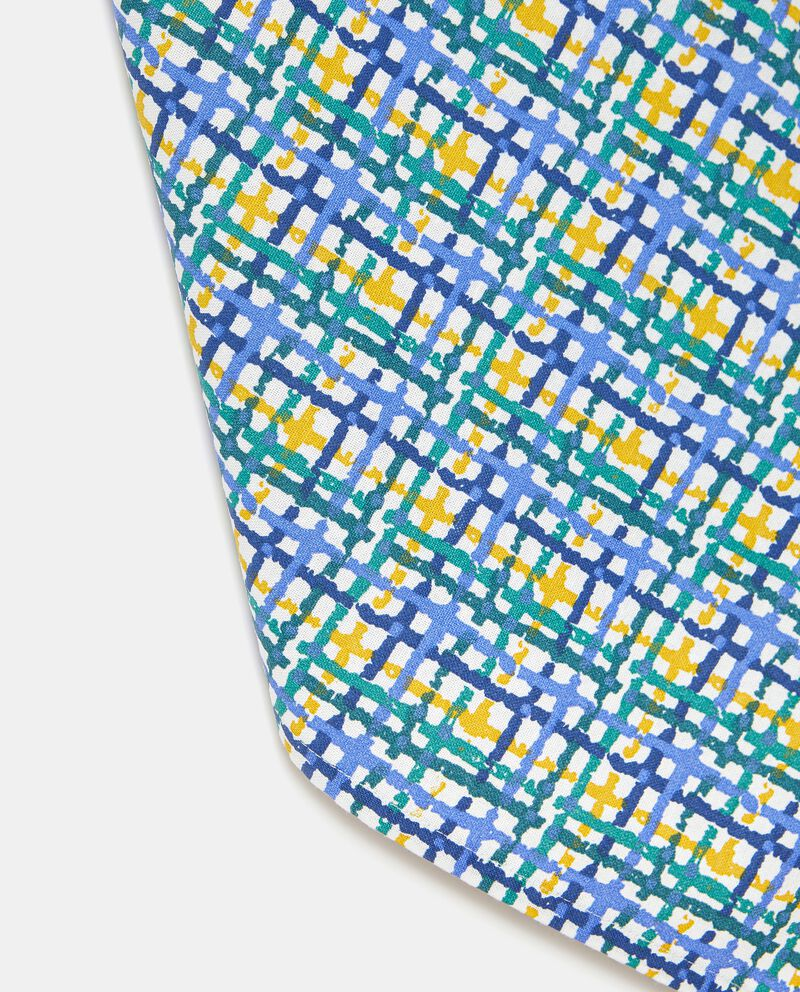 Strofinaccio a quadri puro cotone single tile 1