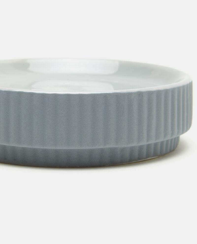 Porta sapone in ceramica