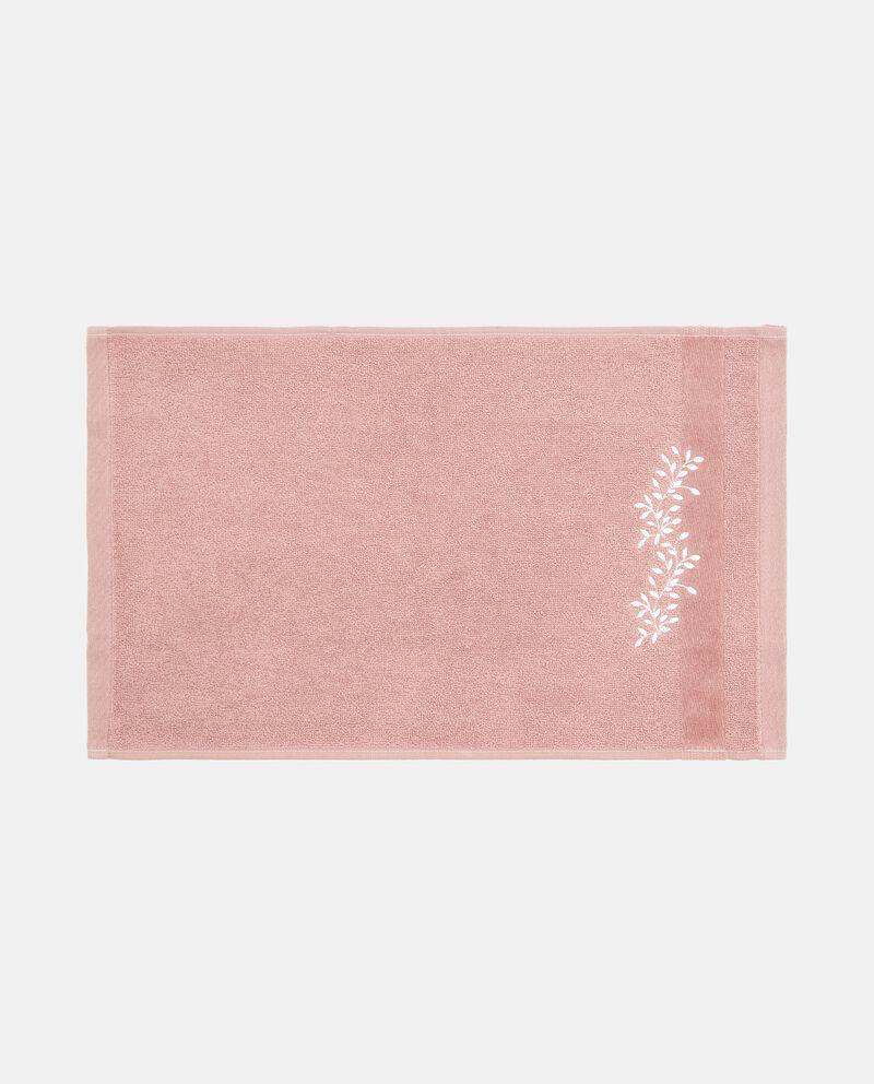 Set asciugamani ricami