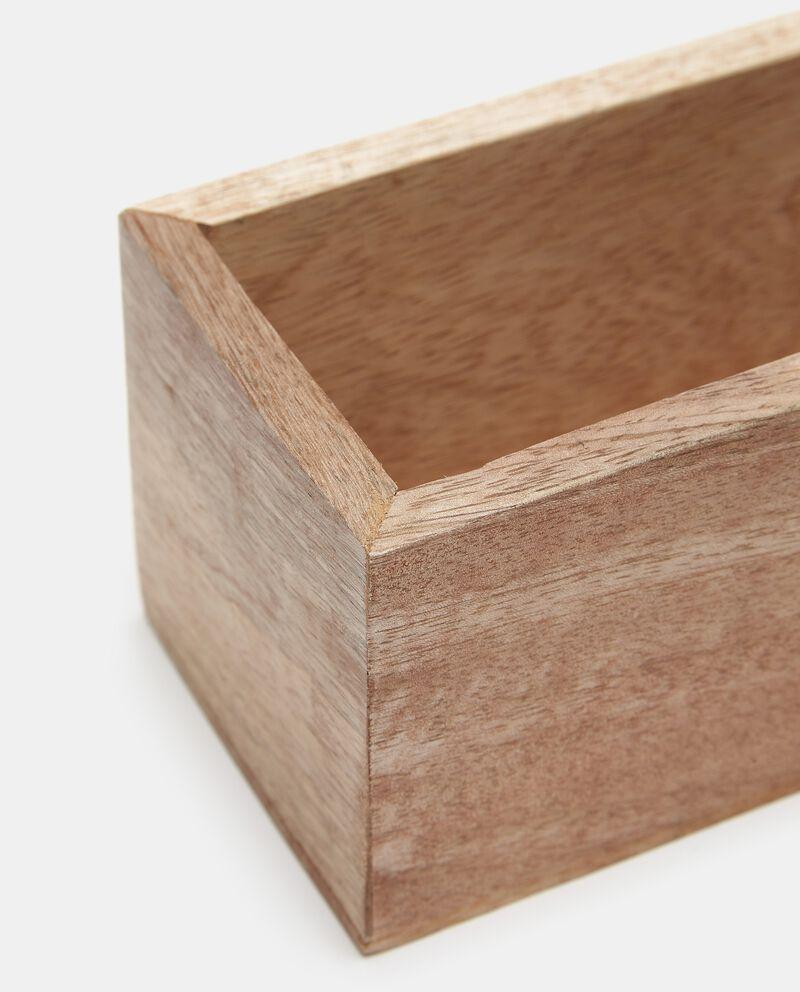Scatola portaspezie in legno single tile 1