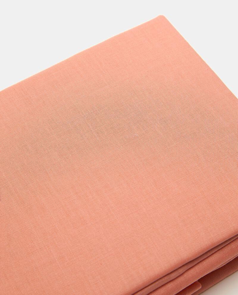 Lenzuolo con angoli tinta unita in puro cotone single tile 1