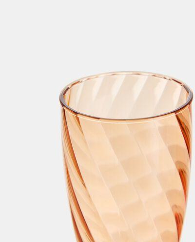 Bicchiere colorato da bibita