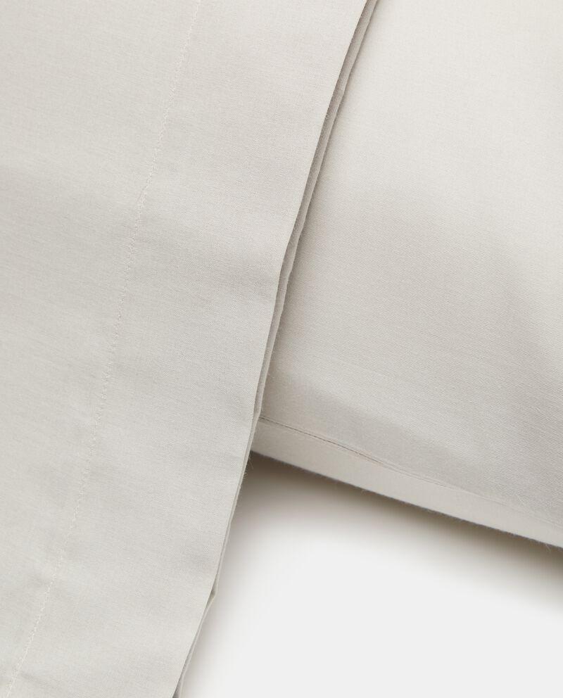 Parure lenzuolo e federe in puro cotone