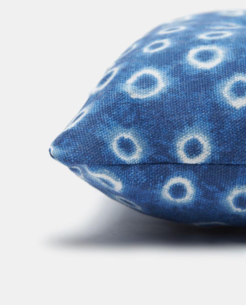Cuscino coprisedia con stampa dots all over