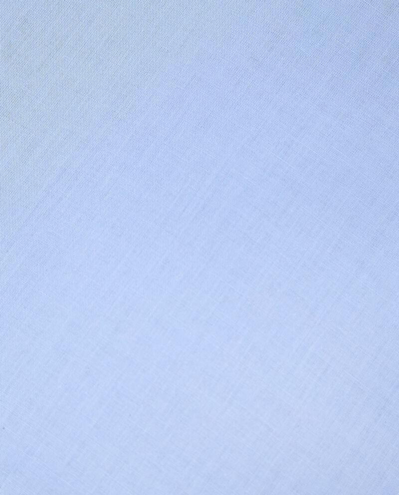 Lenzuola in tinta unita puro cotone con angoli