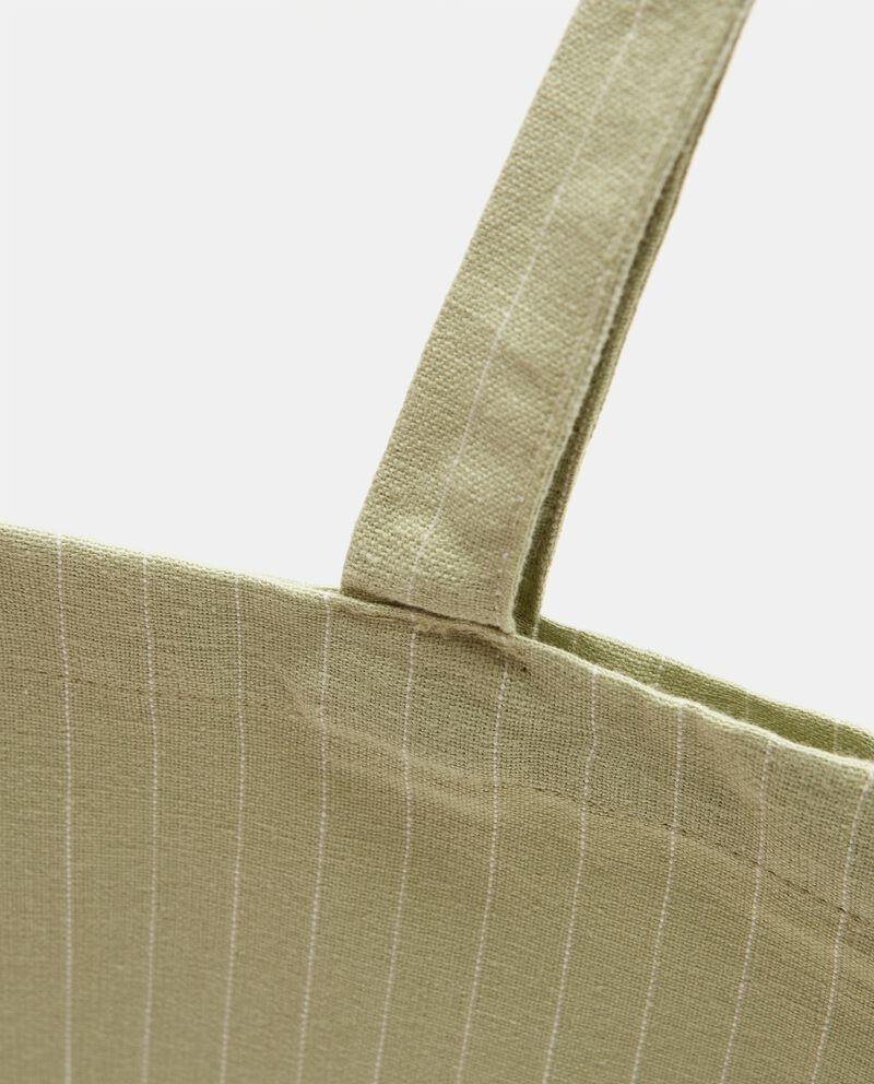 Bio shopping bag in puro cotone