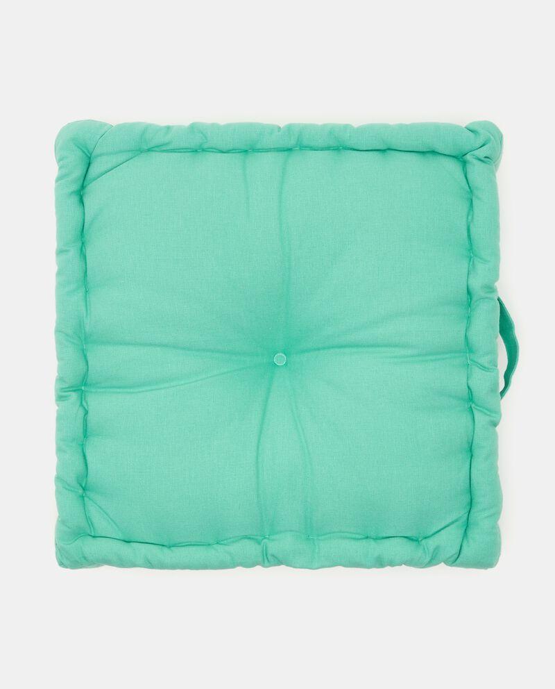 Cuscino materasso in tinta unita