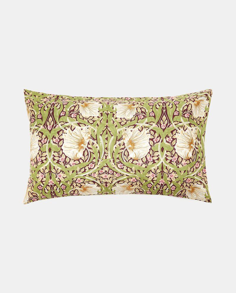 Federa in puro cotone con stampa floreale cover