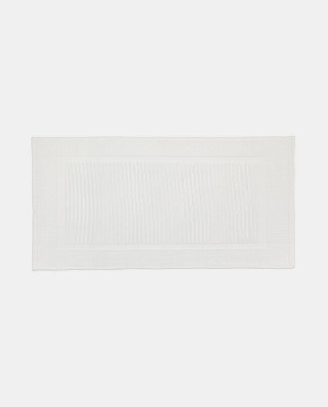 Tappeto bagno puro cotone in tinta unita