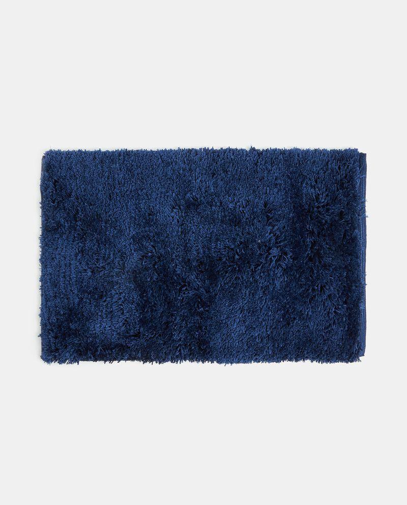 Tappeto a pelo lungo in cotone cover