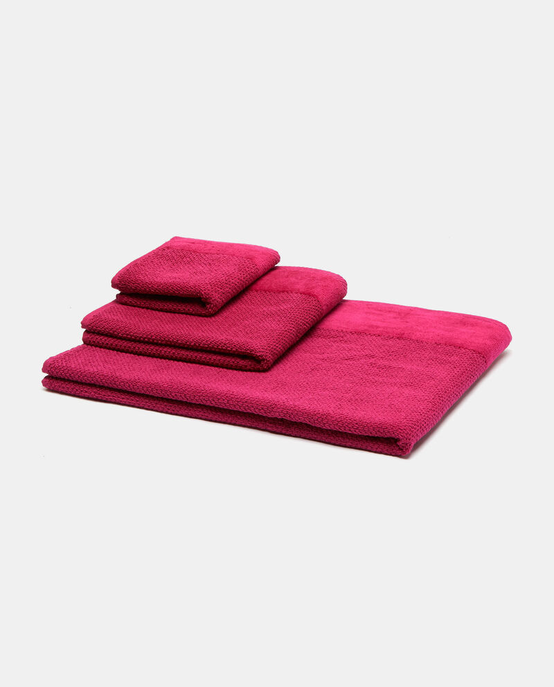Asciugamano ospite cotone jacquard