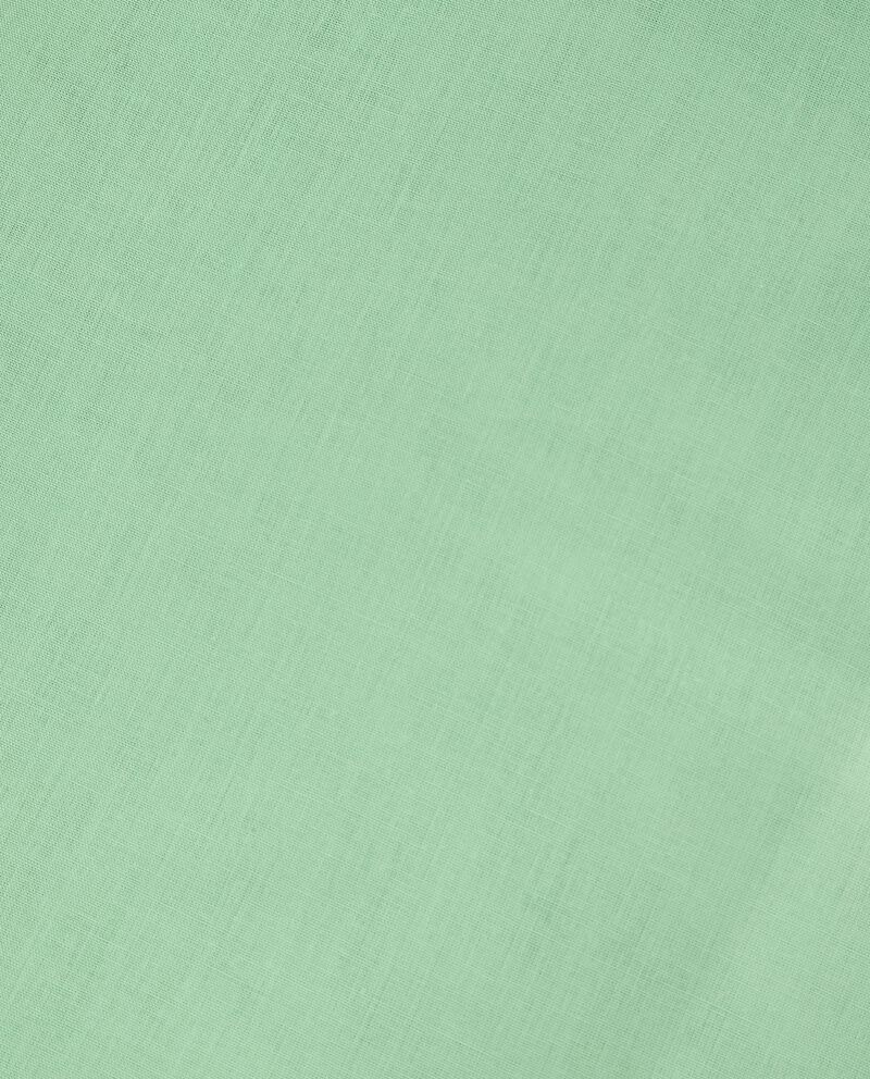 Lenzuola con angoli puro cotone in tinta unita