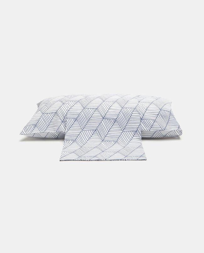 Parure lenzuolo stampato di puro cotone carousel 0