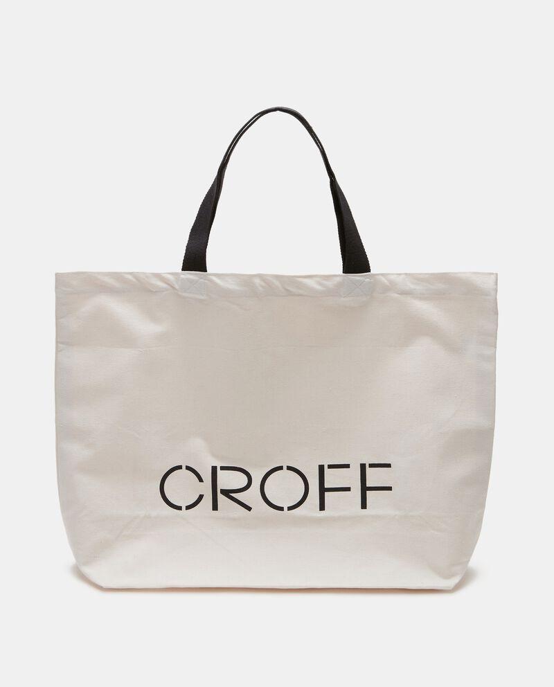 Shopping bag cotone riciclato cover