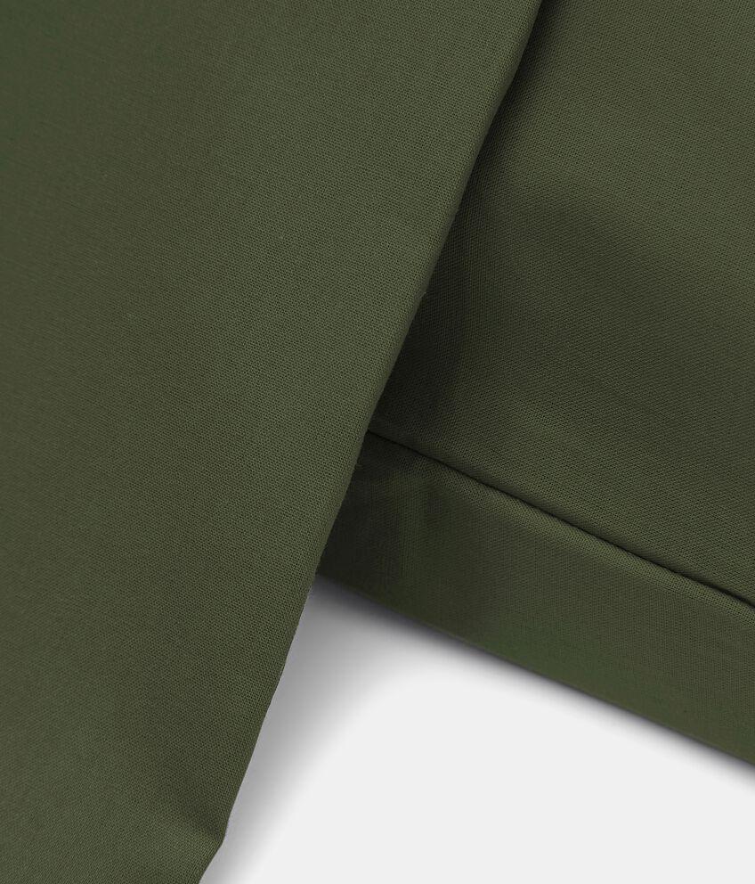 Lenzuolo singolo in puro cotone tinta unita
