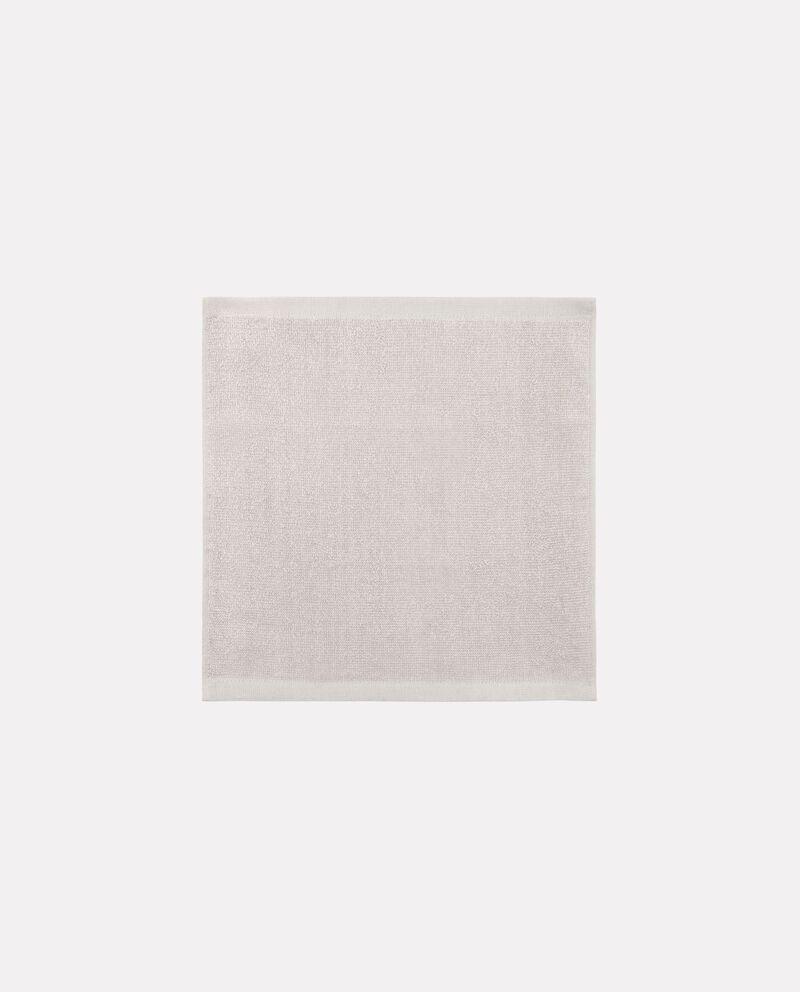 Set asciugamani tinta unita