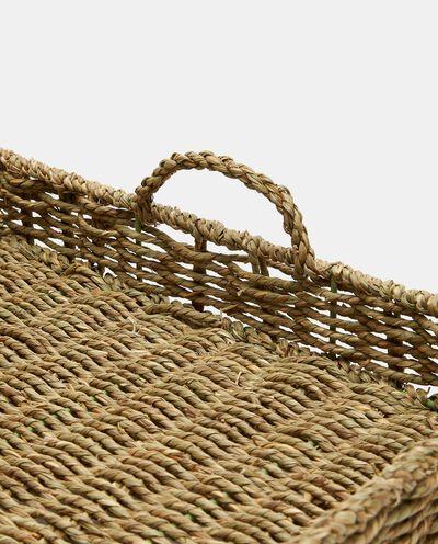 Vassoio in fibra vegetale